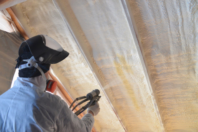 Residential Spray Foam Insulation Panama City FL