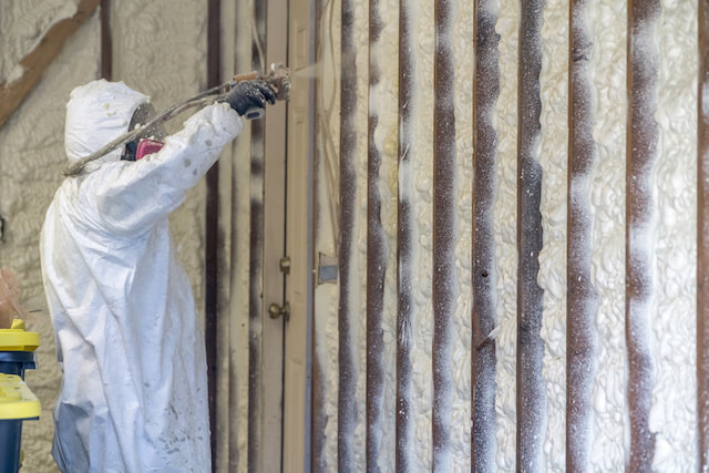 spray foam insulation cost panama city